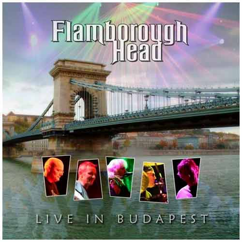 Flamborough Head Live In Budapest album cover