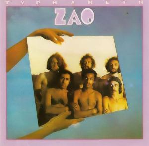 Typhareth by ZAO album cover
