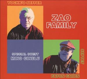 Zao Family by ZAO album cover