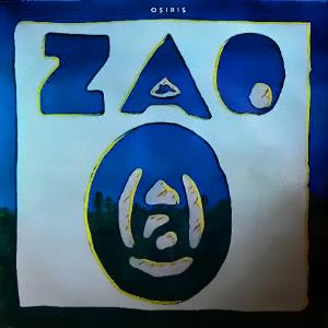 Zao - Osiris CD (album) cover