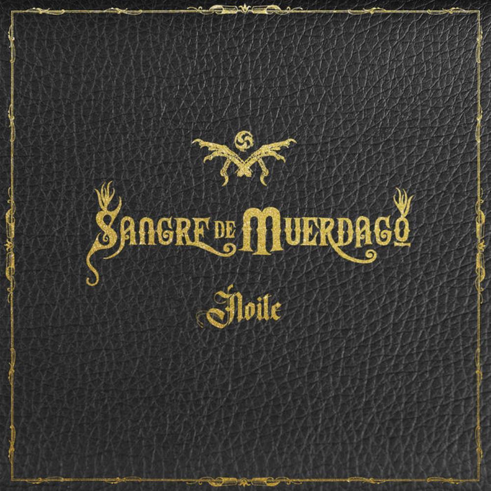 Noite by SANGRE DE MUERDAGO album cover