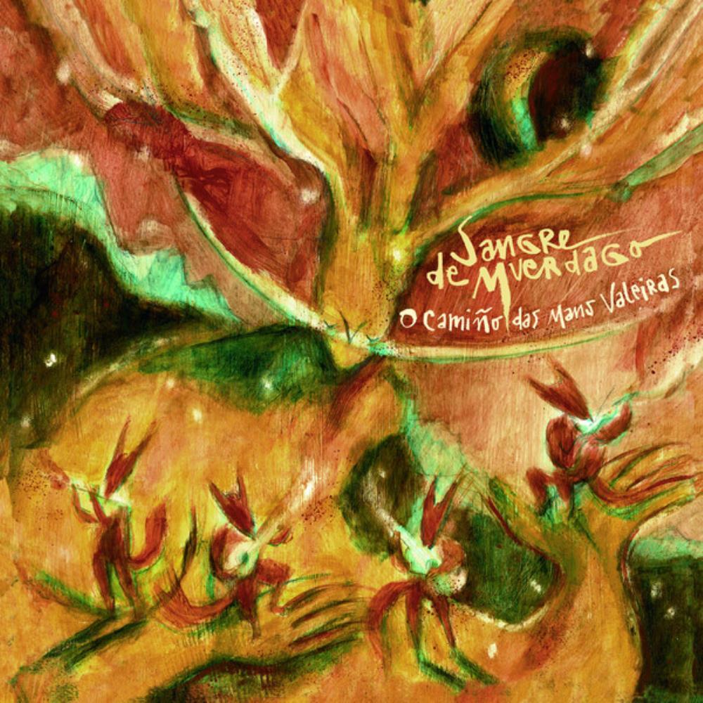 O Camiño Das Mans Valeiras by SANGRE DE MUERDAGO album cover