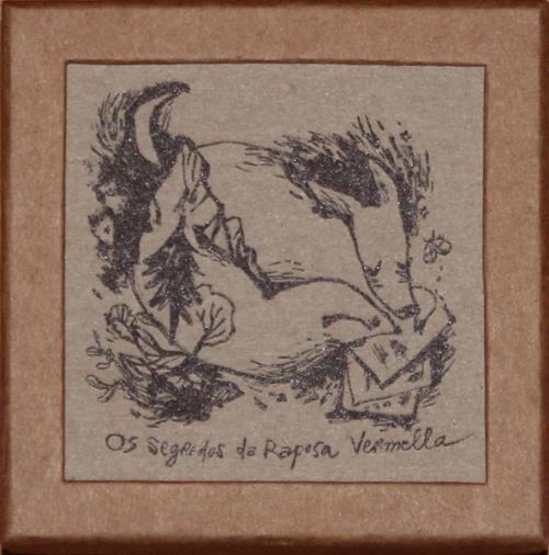 Os Segredos Da Raposa Vermella by SANGRE DE MUERDAGO album cover