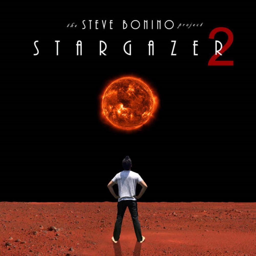 The Steve Bonino Project: Stargazer 2 by BONINO, STEVE album cover