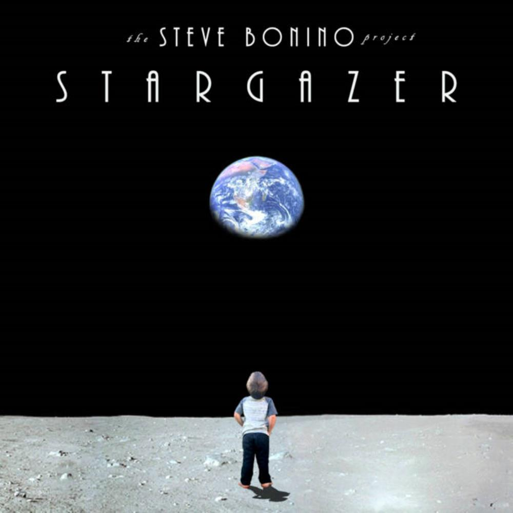 The Steve Bonino Project: Stargazer by BONINO, STEVE album cover