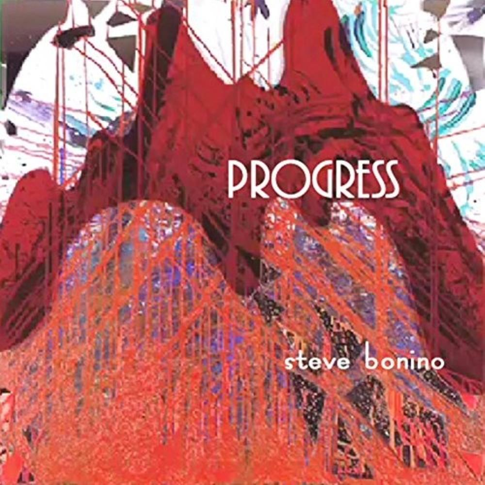 Progress by BONINO, STEVE album cover