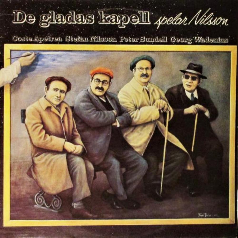 Spelar Nilsson by DE GLADAS KAPELL album cover