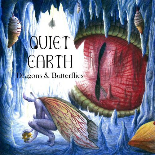 Quiet Earth - Dragons & Butterflies CD (album) cover