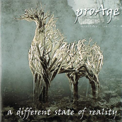 A Different State Of Reality by PROAGE album cover