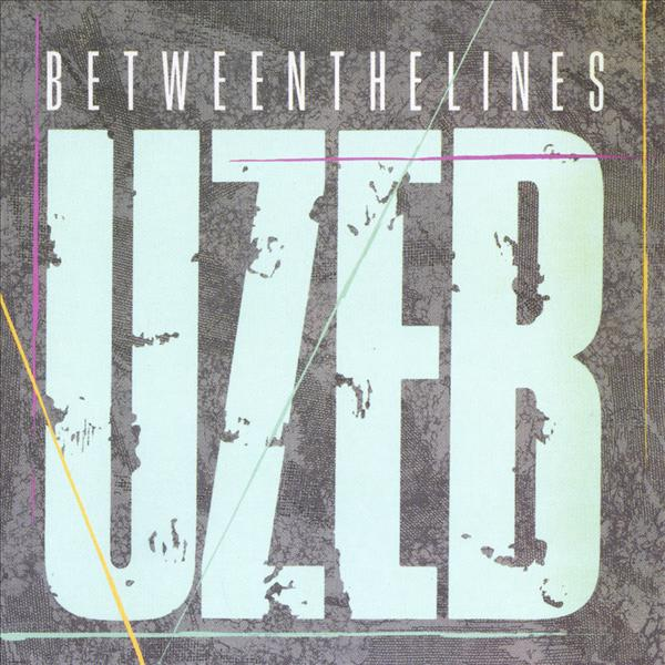 Uzeb - Between The Lines CD (album) cover