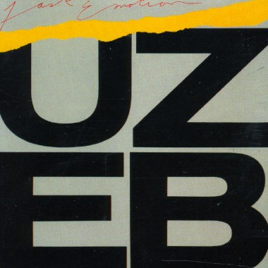 Uzeb - Fast Emotions CD (album) cover
