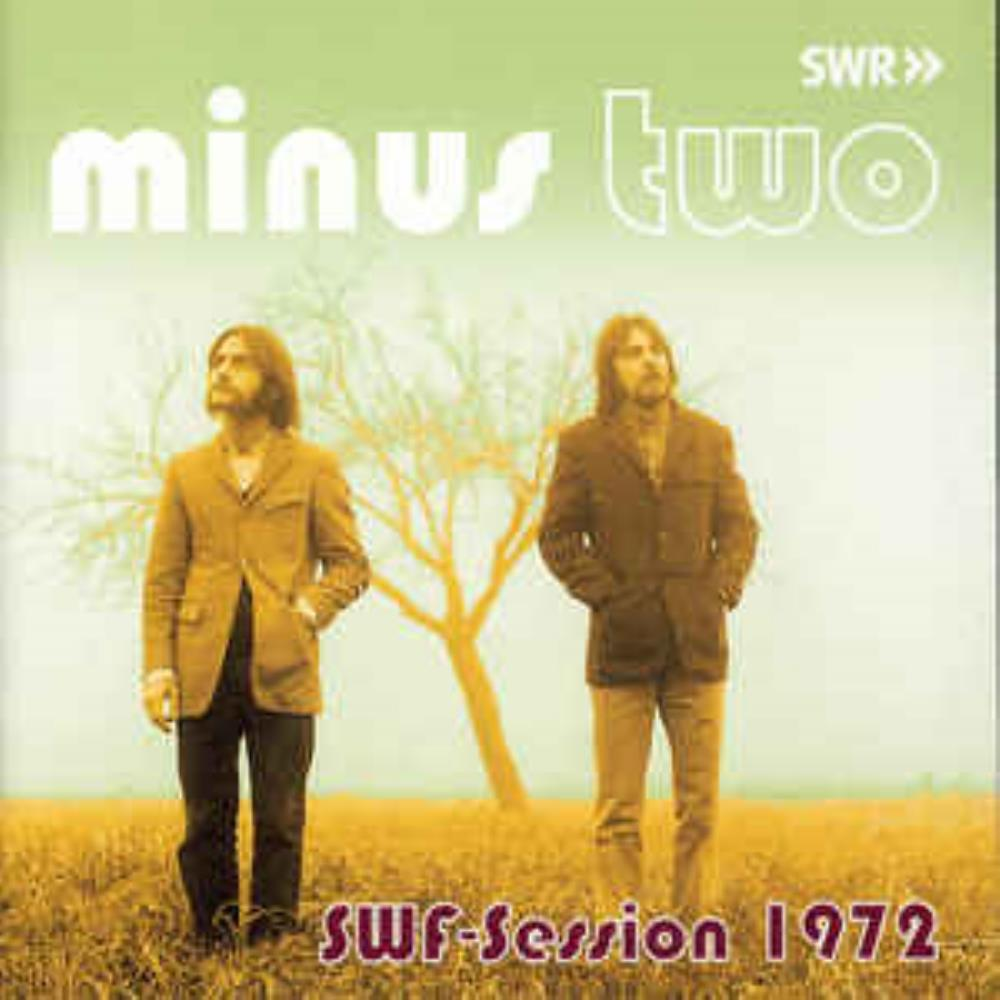 Minus Two SWF Session 1972 album cover