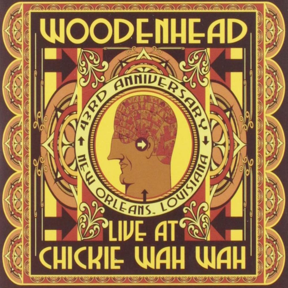 Live At Chickie Wah Wah by WOODENHEAD album cover