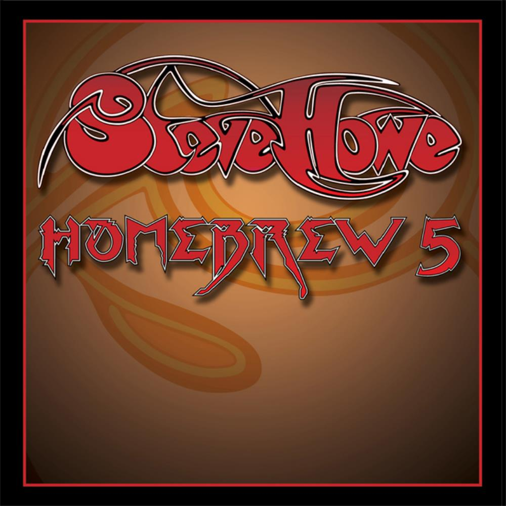 Steve Howe Homebrew 5 album cover
