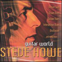 Steve Howe Guitar World album cover
