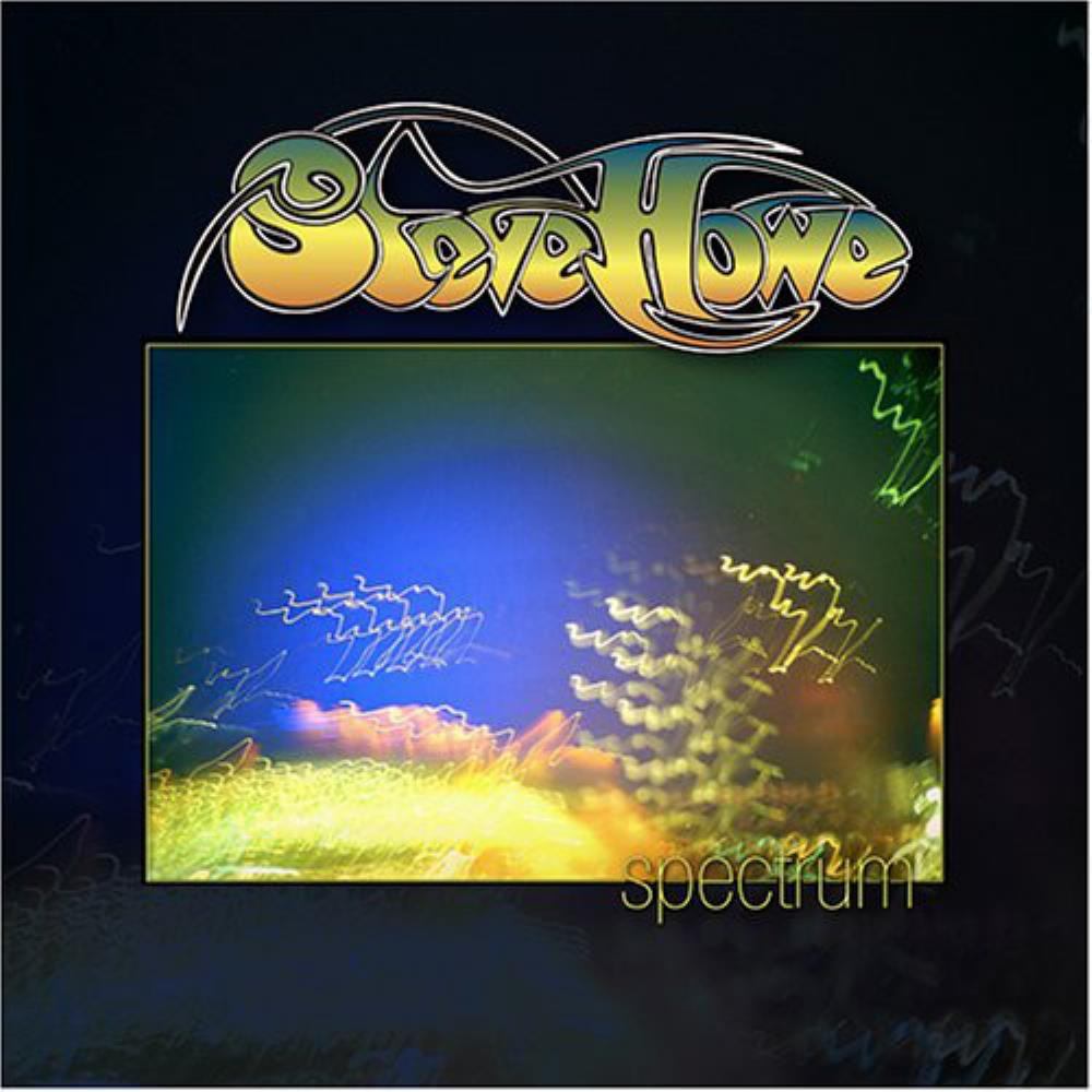 Steve Howe - Spectrum CD (album) cover