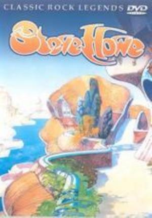 Steve Howe Classic Rock Legends (DVD) album cover