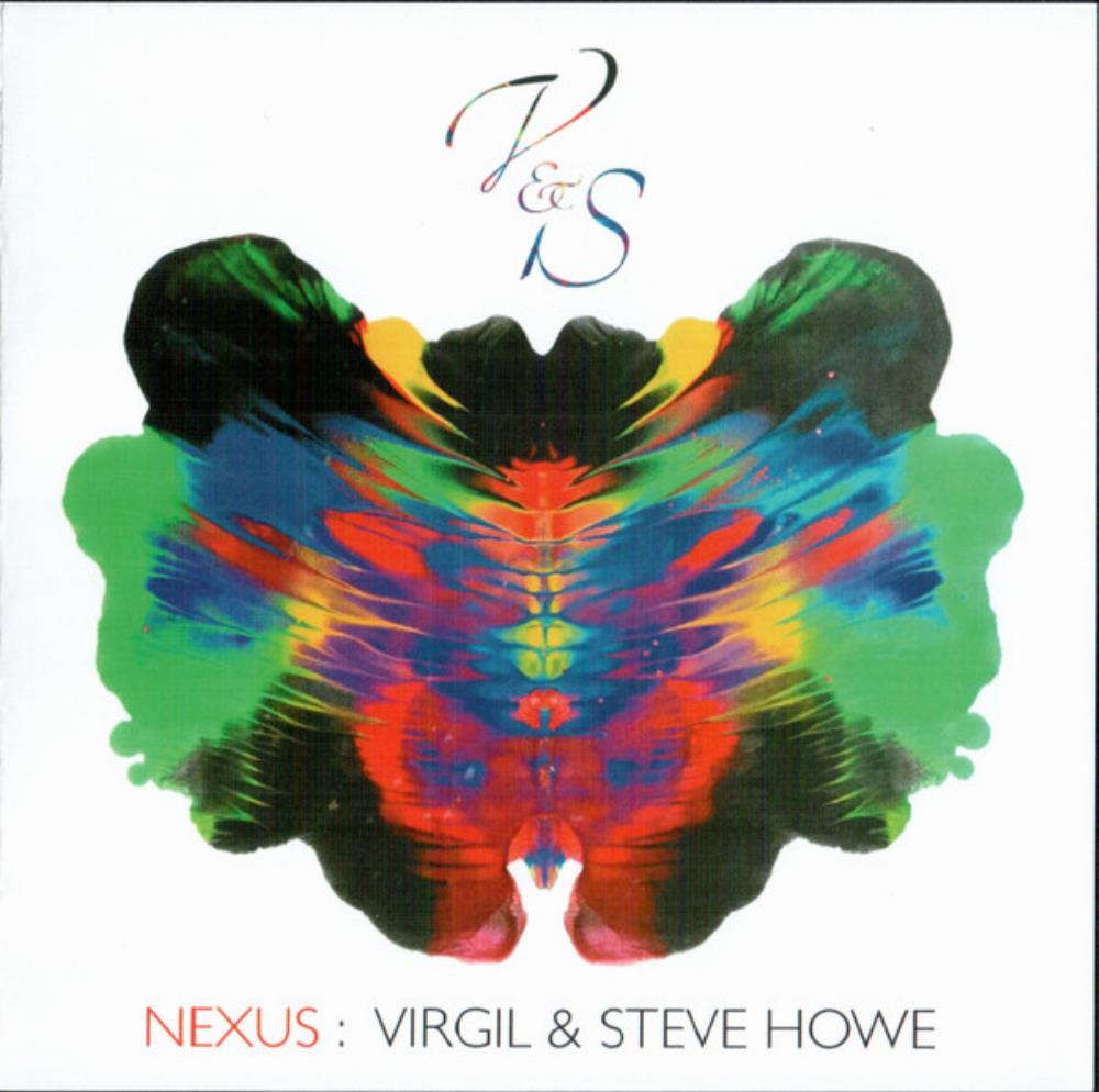 Virgil Howe & Steve Howe: Nexus by HOWE, STEVE album cover