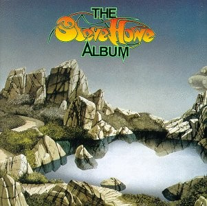 The Steve Howe Album by HOWE, STEVE album cover