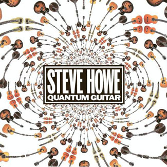 Steve Howe - Quantum Guitar CD (album) cover