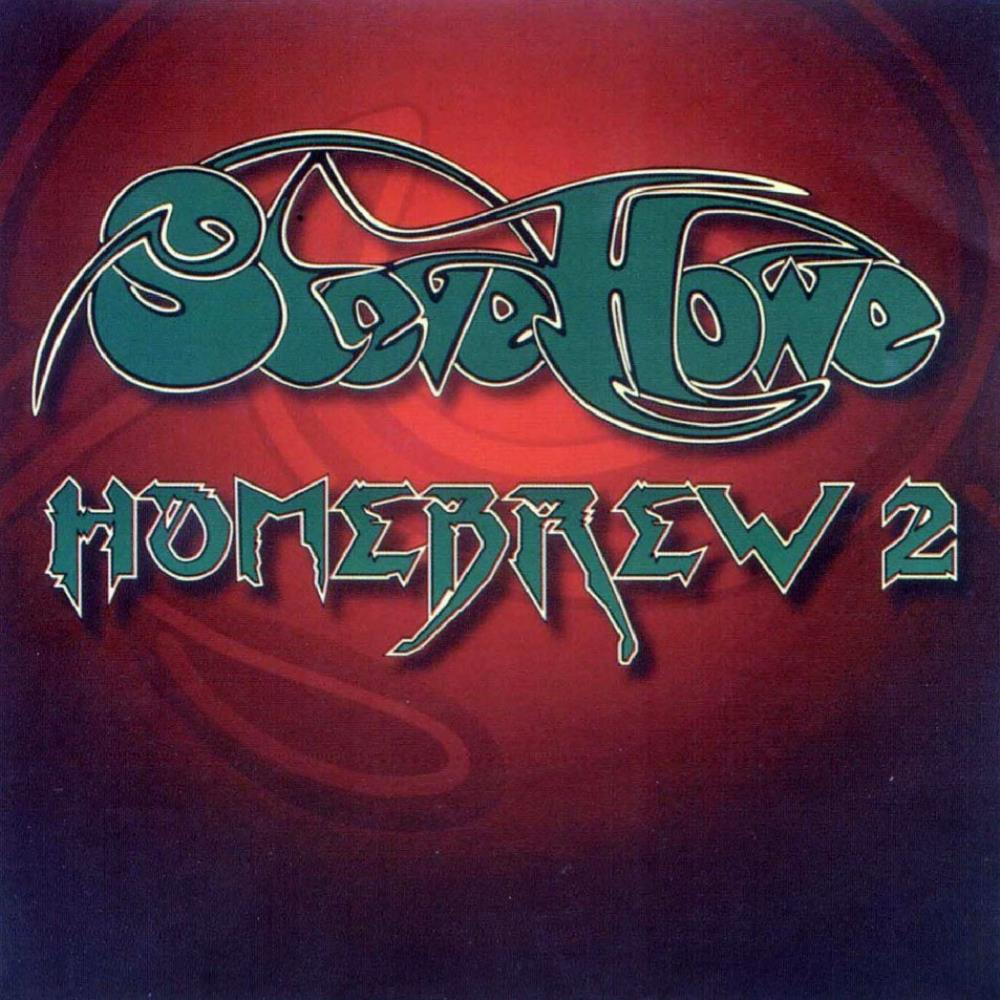 Steve Howe Homebrew 2 album cover