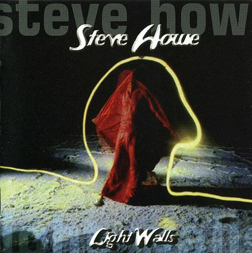 Steve Howe - Light Walls CD (album) cover