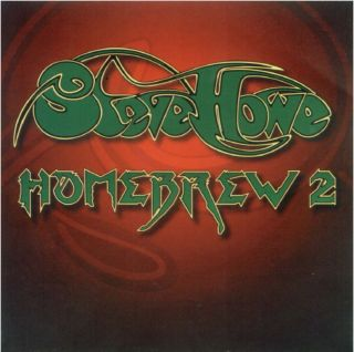 Steve Howe - Homebrew 2 CD (album) cover
