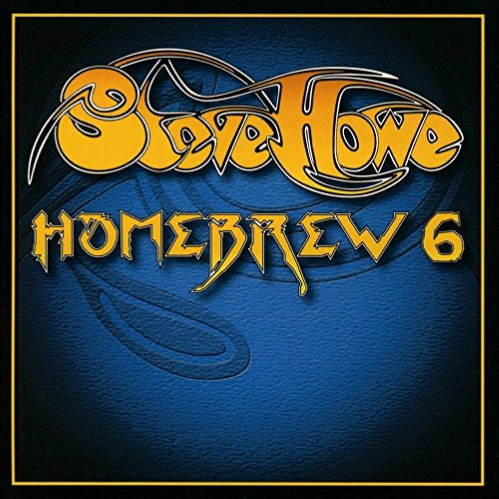 Steve Howe Homebrew 6 album cover