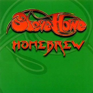 Steve Howe Homebrew  album cover