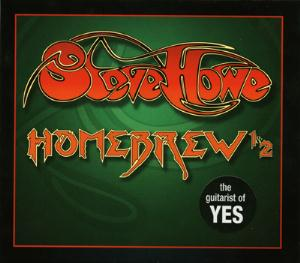 Steve Howe Homebrew 1 & 2 album cover