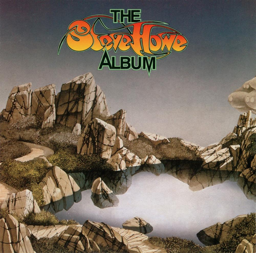 Steve Howe - The Steve Howe Album CD (album) cover