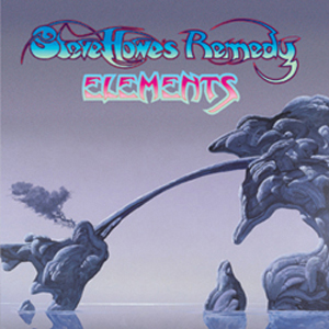 Steve Howe - Elements (Steve Howe's Remedy) CD (album) cover