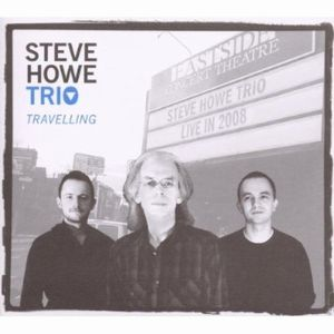 Steve Howe - Travelling (Steve Howe Trio) CD (album) cover