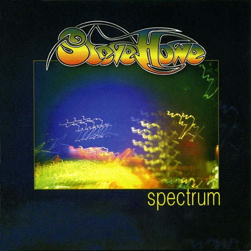Steve Howe Spectrum album cover