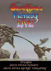Steve Howe Remedy Live album cover