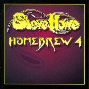 Steve Howe Homebrew 4 album cover