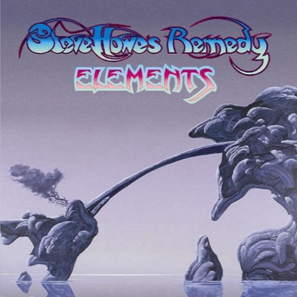 Steve Howe Steve Howe's Remedy: Elements album cover