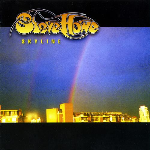 Steve Howe - Skyline CD (album) cover