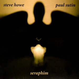 Steve Howe - Seraphim CD (album) cover