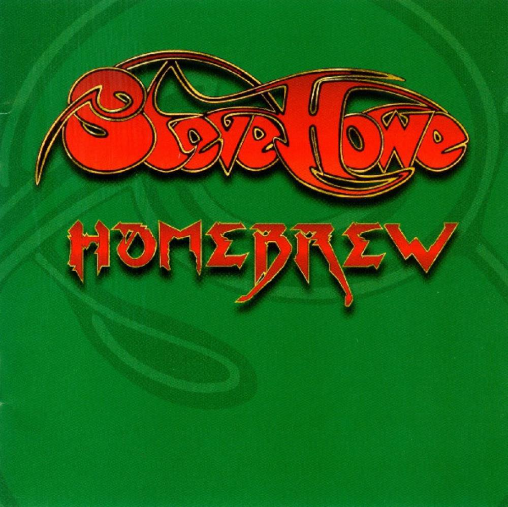 Steve Howe Homebrew (1) album cover