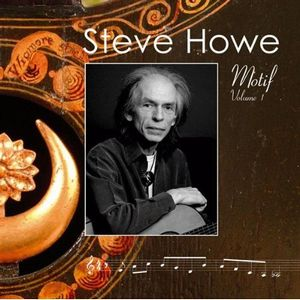 Steve Howe - Motif, Volume 1 CD (album) cover