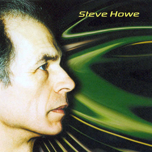 Steve Howe - Natural Timbre CD (album) cover