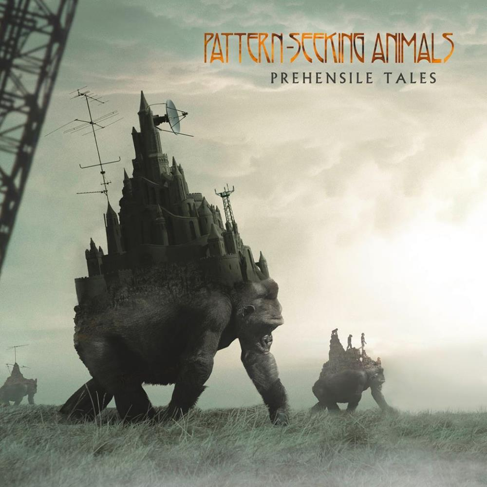 Prehensile Tales by PATTERN-SEEKING ANIMALS album cover