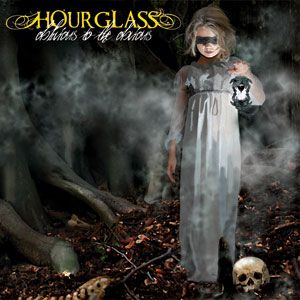 Hourglass - Oblivious to the Obvious CD (album) cover