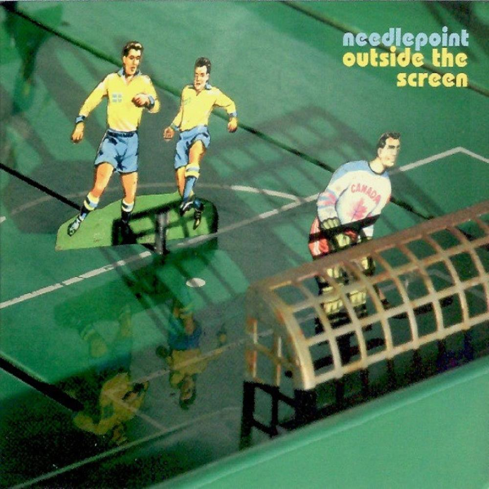 Outside the Screen by NEEDLEPOINT album cover