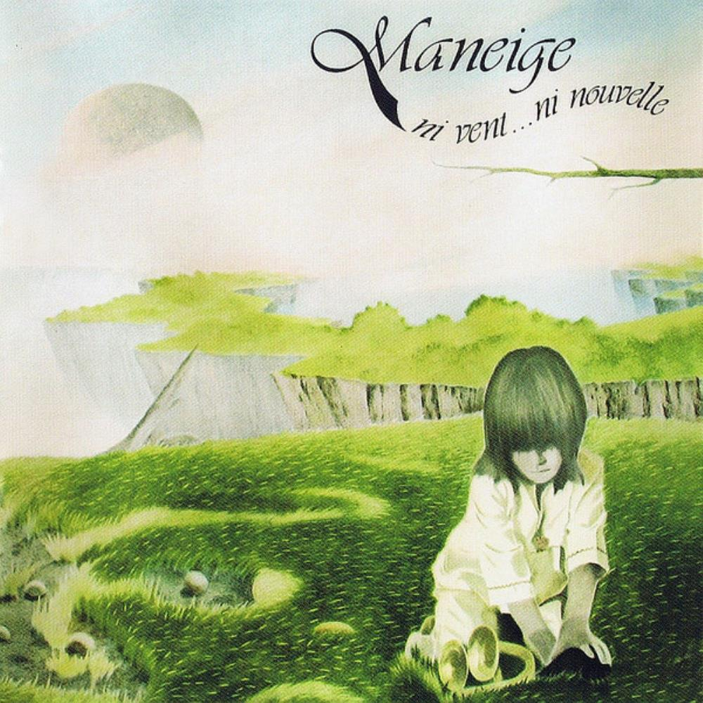Maneige - Ni Vent... Ni Nouvelle CD (album) cover