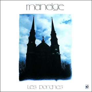 Maneige Les Porches album cover