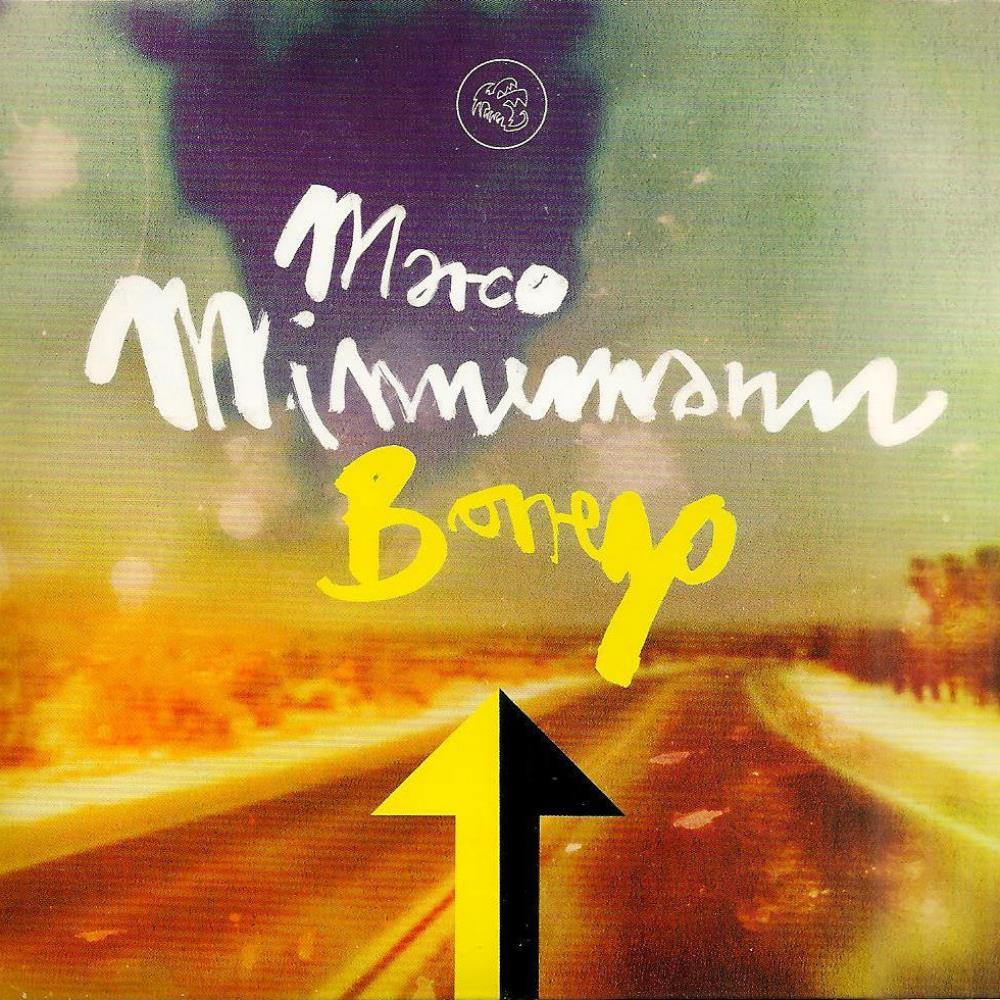 Borrego by MINNEMANN, MARCO album cover