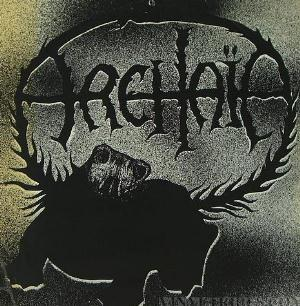 Archaia - Archa�a CD (album) cover