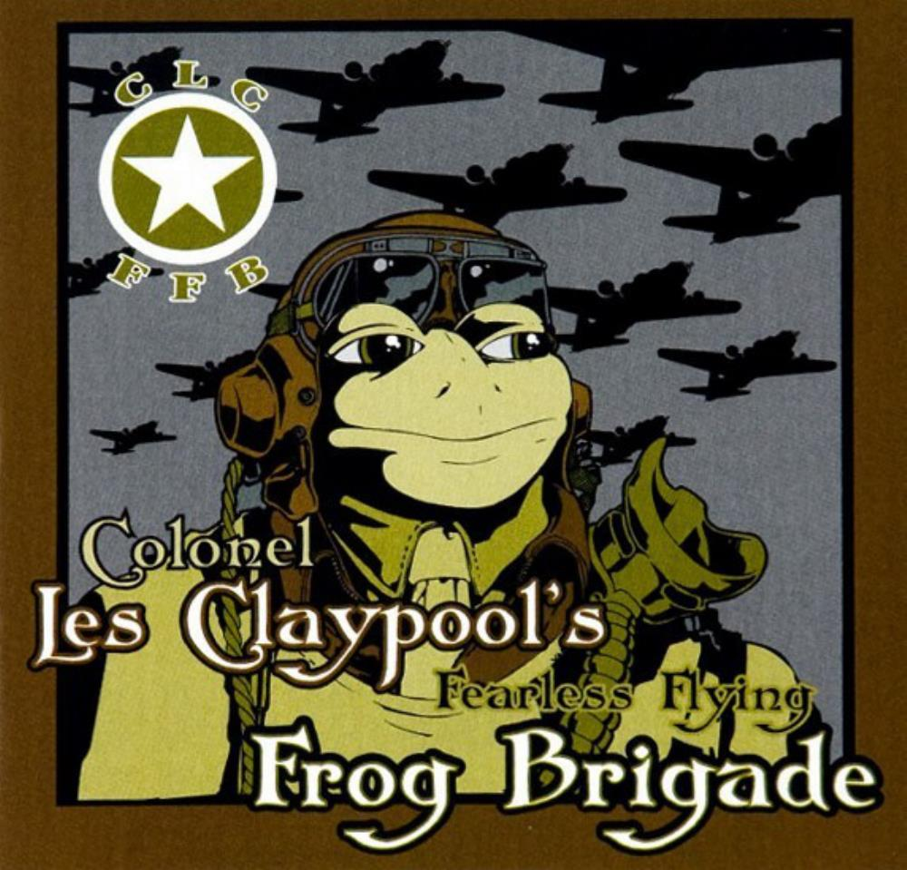The Les Claypool Frog Brigade Live Frogs Set 1 album cover